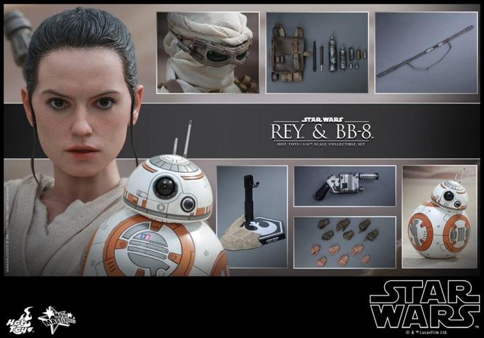 Rey Hot Toys 8