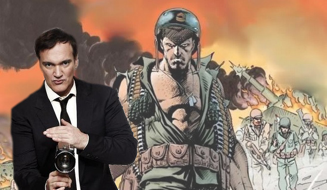 Sargento Rock Tarantino