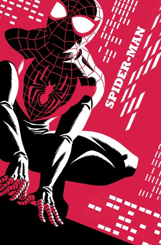 Spider Man 1 Portada 3