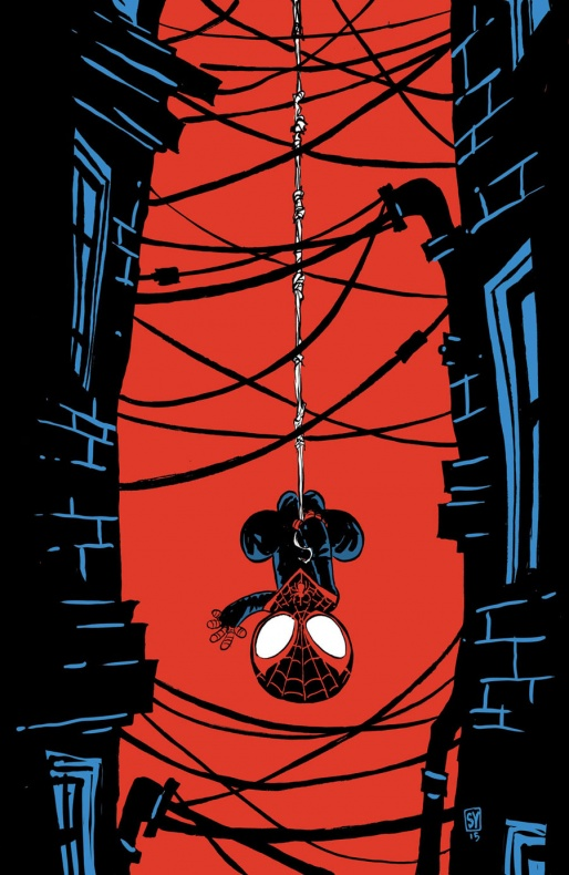 Spider Man 1 Portada 5