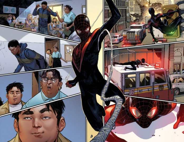 Spider Man 1 Preview 3