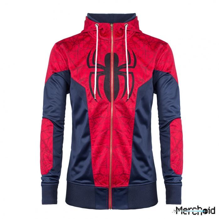 Spider Man Sudadera 01