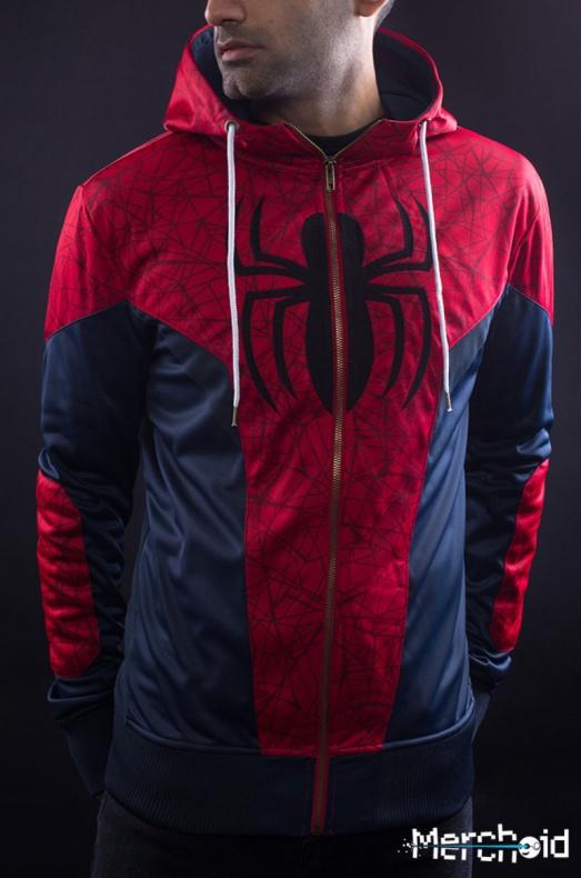 Spider Man Sudadera 04