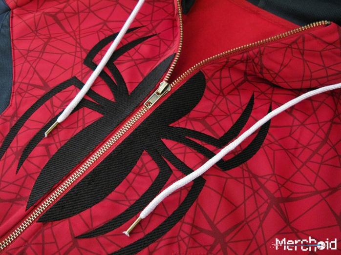 Spider Man Sudadera 10