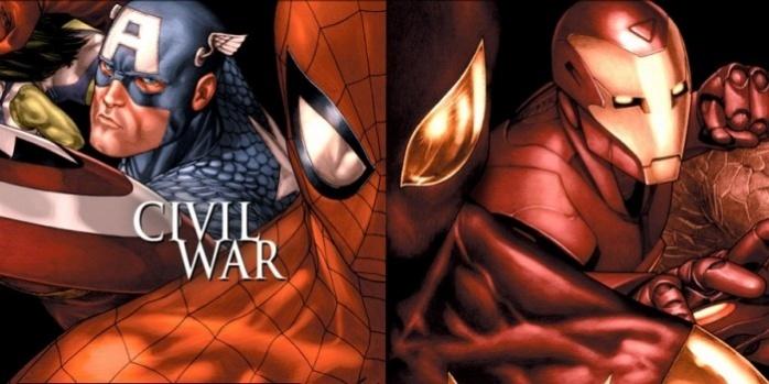 Spiderman CACW 1
