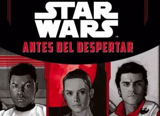 Star Wars Antes del Despertar logo