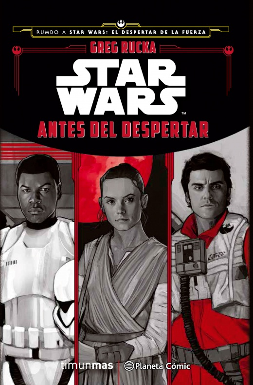 Star Wars Antes del despertar