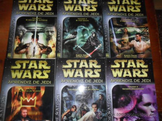 Star Wars Aprendiz de Jedi
