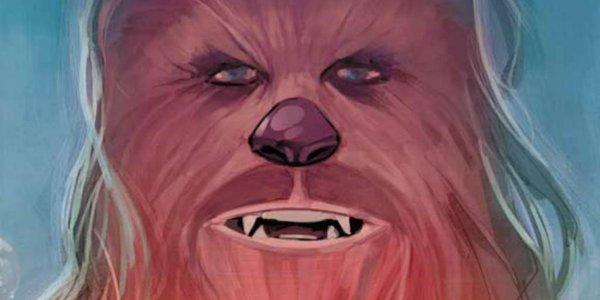 Star Wars Chewbacca destacada