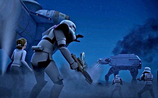 Star Wars: Rebels Vistazo en profundidad 07