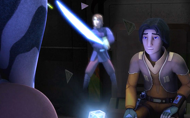 Star Wars: Rebels Vistazo en profundidad 11