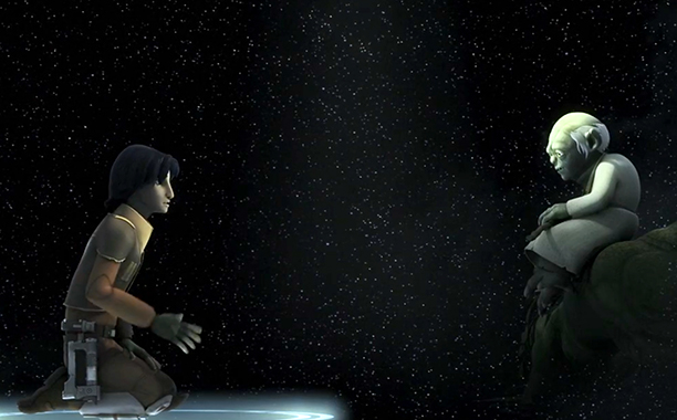 Star Wars: Rebels Vistazo en profundidad 13