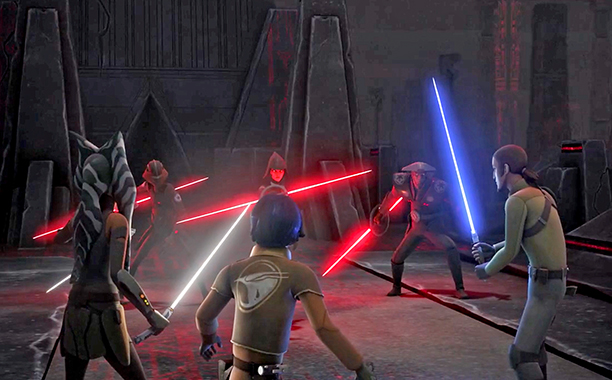 Star Wars: Rebels Vistazo en profundidad 14
