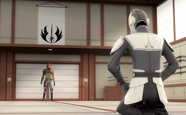 Star Wars: Rebels Vistazo en profundidad 16
