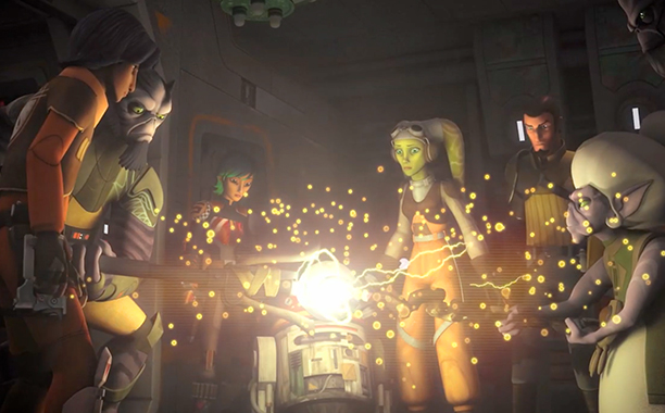 Star Wars: Rebels Vistazo en profundidad 18