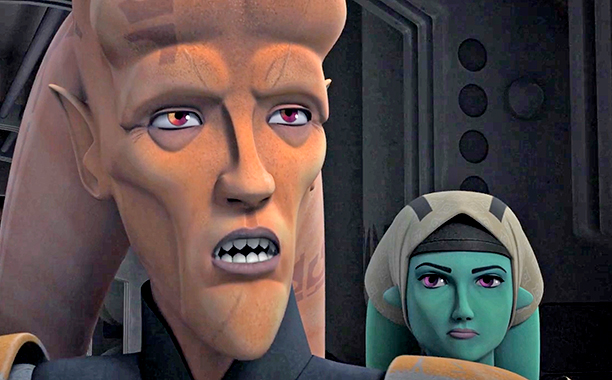 Star Wars: Rebels Vistazo en profundidad 19
