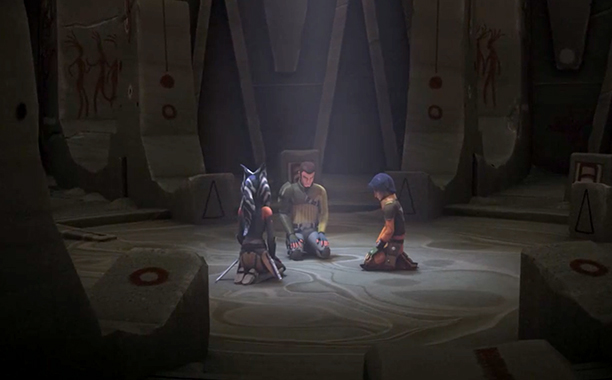 Star Wars: Rebels Vistazo en profundidad 22