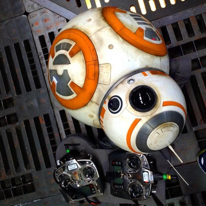 Star Wars VII tras las cámaras 01