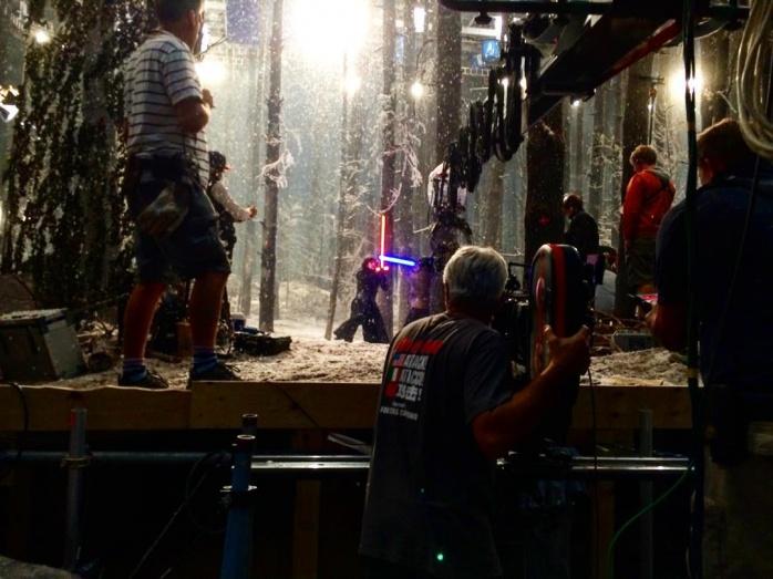 Star Wars VII tras las cámaras 02