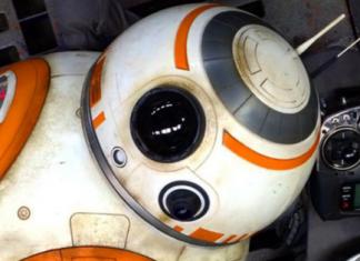 Star Wars VII tras las cámaras destacada