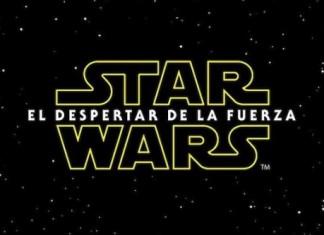 Star Wars VII el despertar de la fuerza Logo