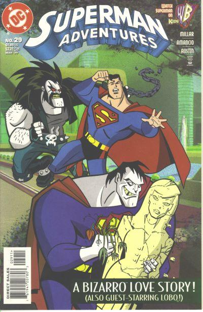 Superman Mark Millar