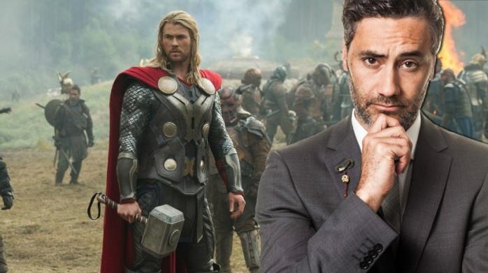 Taika Waititi Thor 3
