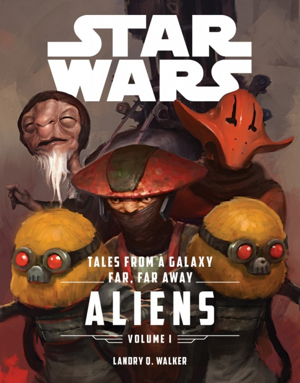 Tales from a galaxy Far, Far Away Aliens Volume 1
