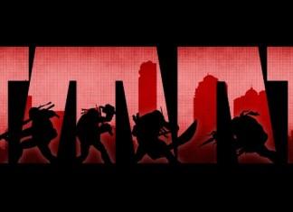 Teenage Mutant Ninja Turtle Manhattan Logo