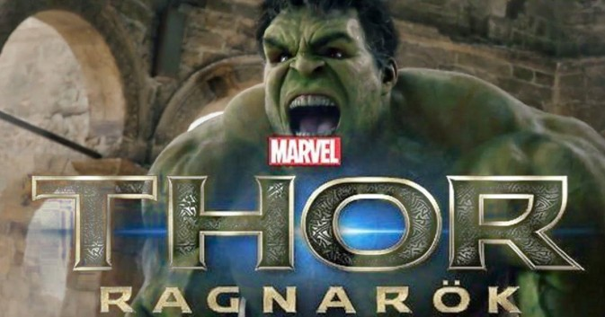 Thor: Ragnarok road movie