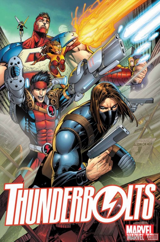 Thunderbolts completo 01