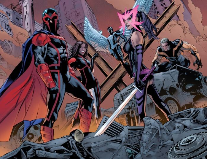 Uncanny X-Men Land