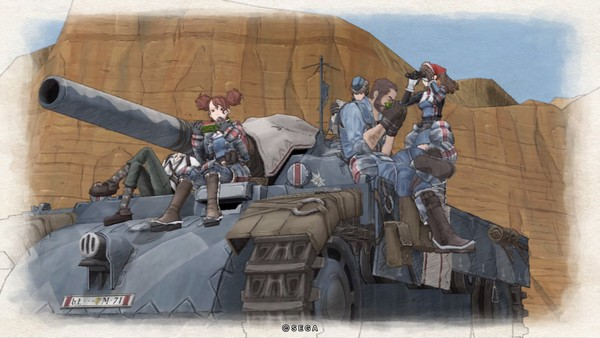 Valkyria Chronicles Remastered 04