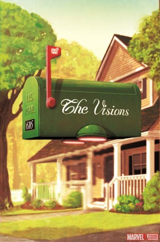 Reseña de 'Vision' #1
