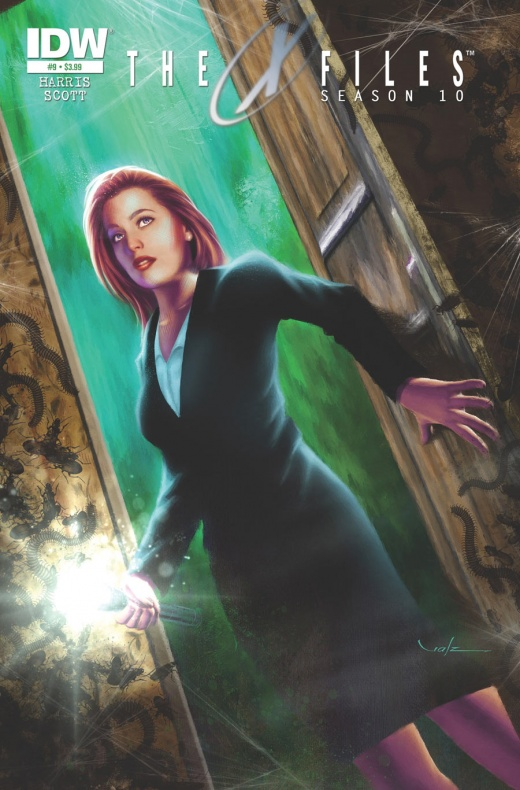 X-files-comic-scully