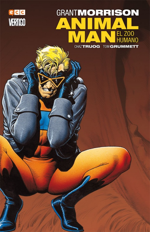 animal man zoo humano grant morrison