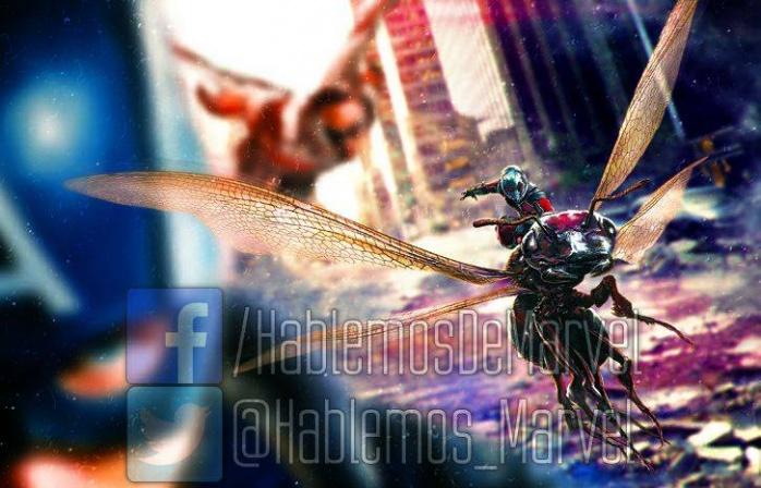 civil war ant man promo imagen