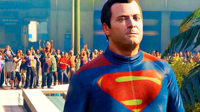 gta v batman v superman
