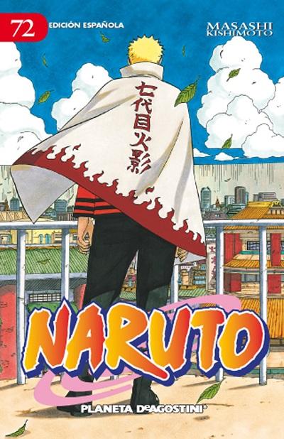 tomo final de 'Naruto'