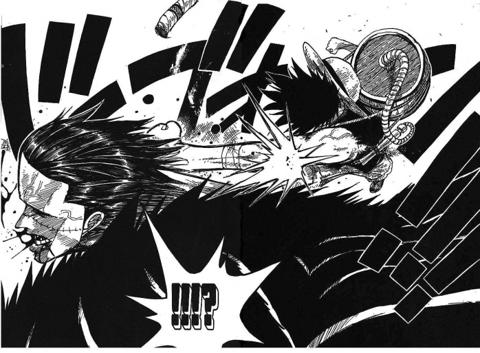 one-piece-luffy-vs-crocodile-manga