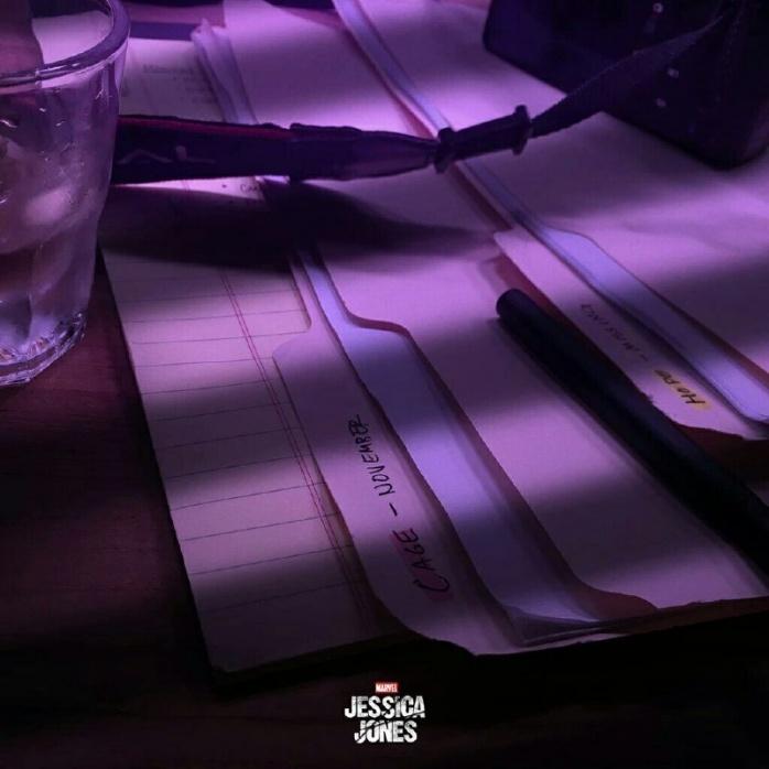 Jessica Jones - Luke Cage teaser