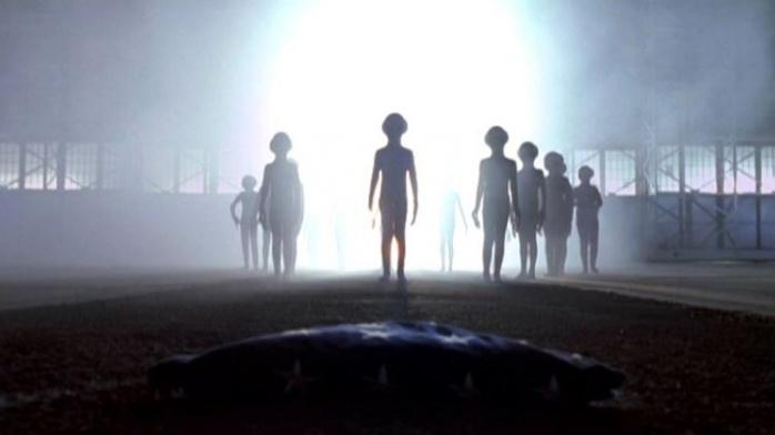 x files-aliens