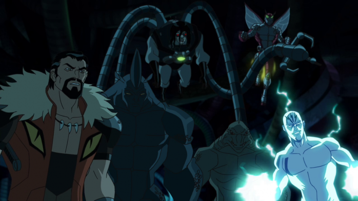 Marvel's Ultimate Spider-Man vs. The Sinister Six