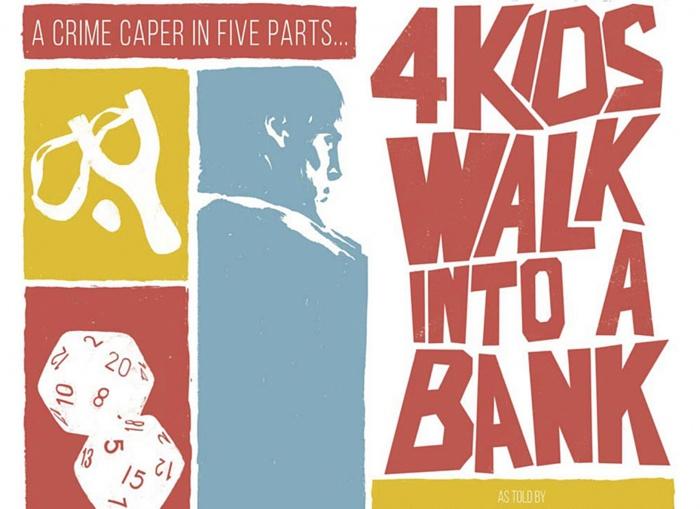 4 Kids Walk Into A Bank Destacada