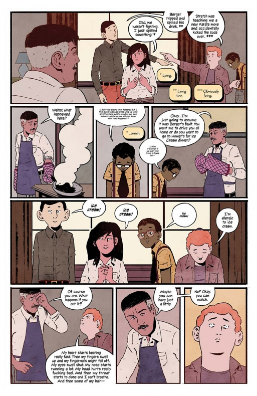 4 Kids Walk Into A Bank Página interior (10)
