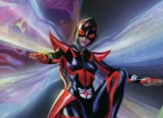 All-New Wasp banner