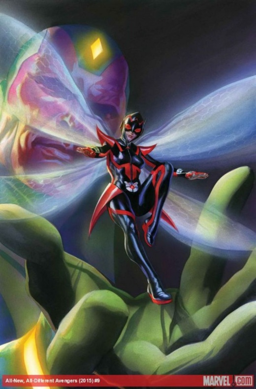 All-New Wasp