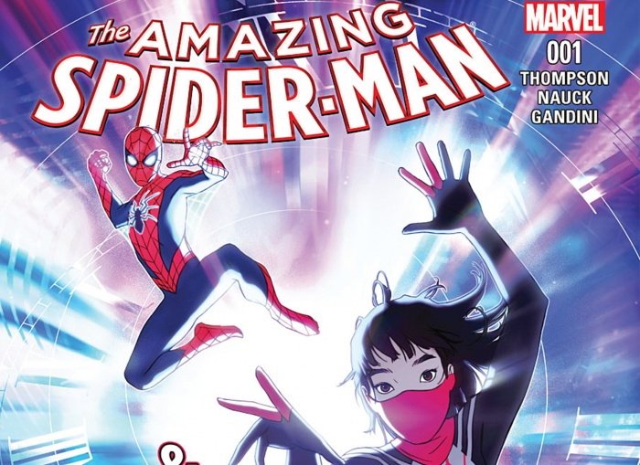 Amazing Spider-Man & Silk Destacada