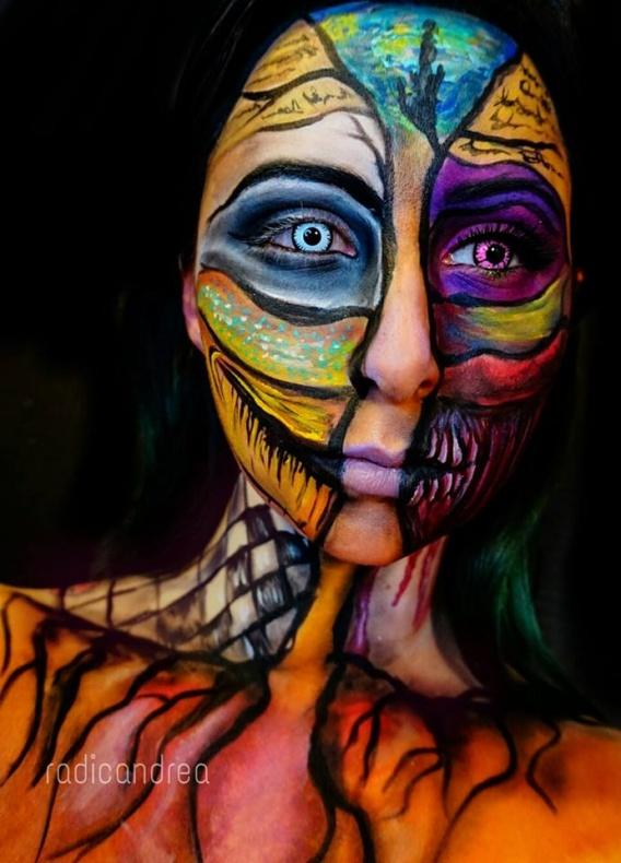 Andrea de la Ossa terror17
