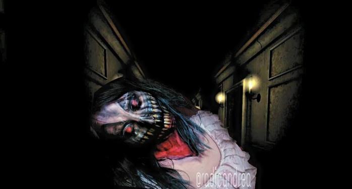 Andrea de la Ossa terror22